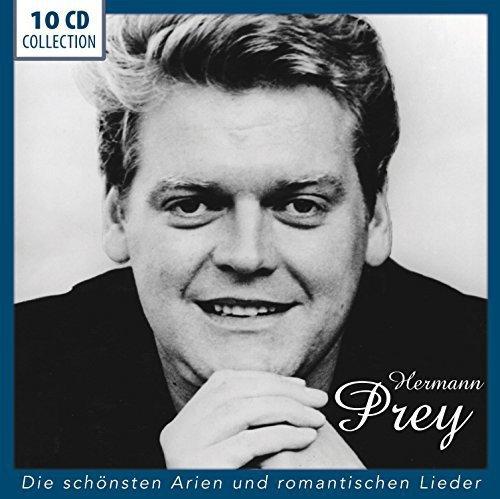 Hermann Prey : Les plus beaux airs et lieder romantiques