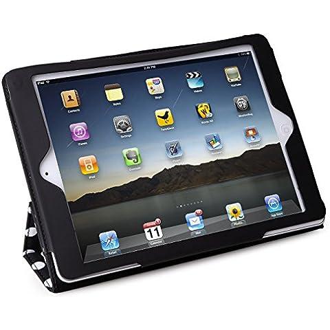 Peach Electronics: Nero e Bianco a pois per Apple iPad