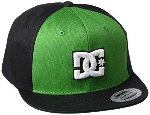 Hat 3d-puff (DC Jungen Ya Heard 2Cap, Jungen, Ya Heard 2, Fluo Green, Einheitsgröße)