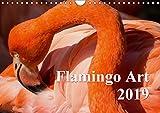 Flamingo Art 2019 (Wandkalender 2019 DIN A4 quer) - Max Steinwald