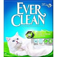 Ever Clean Arena para Gato grumo Extra Fuerte, 6 L.