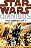 Star Wars Omnibus: Clone Wars Vol. 1: The Republic Goes To War (Star Wars: The Clone Wars)