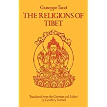 [(The Religions of Tibet)] [By (author) Giuseppe Tucci ] published on (August, 1988)