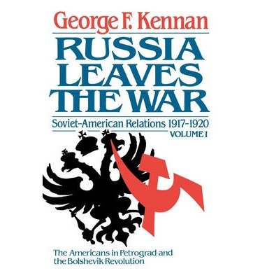Olive American Leaf ([ [ Russia Leaves the War: Soviet-American Relations, 1917-1920 (Russia Leaves the War #I) ] ] By Kennan, George Frost ( Author ) Aug - 1984 [ Paperback ])