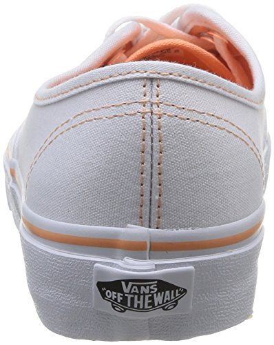 Vans AUTHENTIC Sneaker, Donna Bianco (ClearEylts TrW FC8)