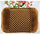 #1: Hej Electric Hot Bag, Hand Warmer, Electric Heater Warm Bag, Heating Gel Pad Fur Velvet With Hand Pocket Pain Relieve