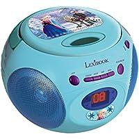 LEXIBOOK- RCD102FZ - Radio Lecteur CD La Reine des Neiges