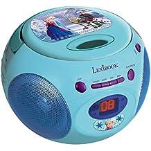 Frozen - Reproductor de CD, color azul / verde (Lexibook RCD102FZ)