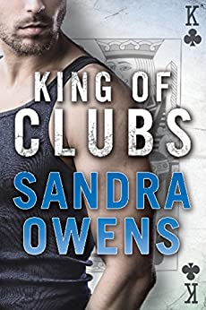 King of Clubs (Aces & Eights Book 2) by [Owens, Sandra]
