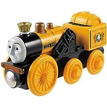 Mattel Fisher-Price Y4485 Locomotiva in Legno dalla serie