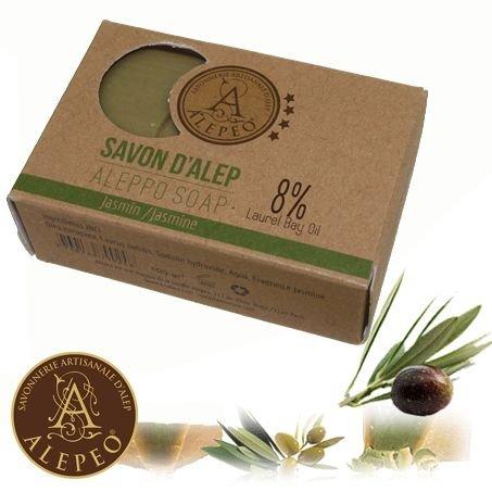 Alepeo Olivenölseife Jasmin 100 g