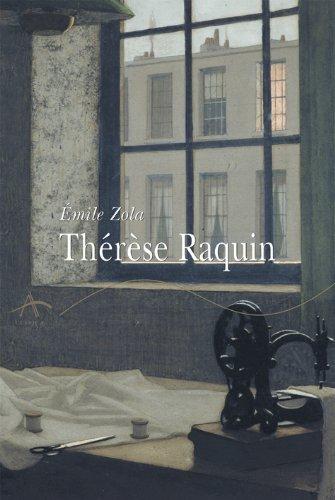 Thérèse Raquin (Clásica / Classic) por Émile Zola