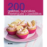 200 galletas, cupcakes, merengues y pastelitos / 200 cookies, cupcakes, meringues and biscuits