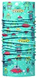 Buff Baby HIGH UV Multifunktionstuch, Space Robots Blue, One Size