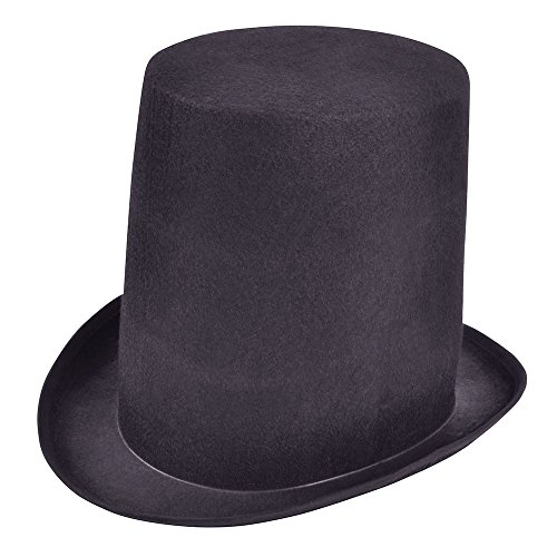 Bristol Novelty bh464 Ofenrohr-Top Hat, One Size