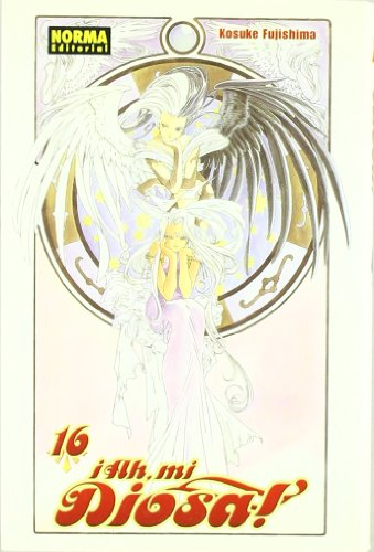 Ah, mi diosa! 16 / Oh My Goddess 16 par Kosuke Fujishima