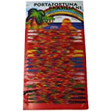 R&F srls Braccialetti Porta Fortuna BRASILIANI Lotto 100 Pezzi Multicolore