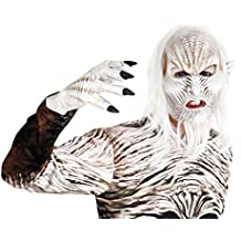 My Other Me - Máscara caminante, color blanco (Viving Costumes 202795)