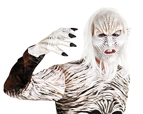 Kostüm Weiße Wanderer - My Other Me Yiija Fast Fun - Gesichtsmaske
