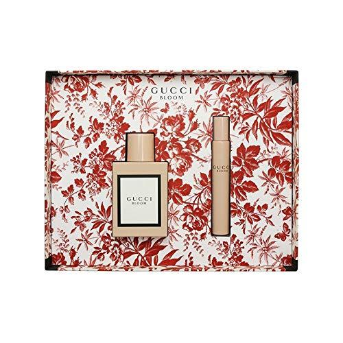 Gucci Bloom Eau Parfum 50 ml & EDP 7.4 ml Rollerball