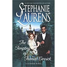 The Tempting of Thomas Carrick (Cynster Novels)