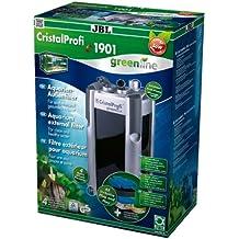 JBL Eficiencia energética Filtro exterior para Dulce y acuarios marinos, CristalProfi e greenline - Für