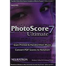 Photoscore Ultimate 7 english