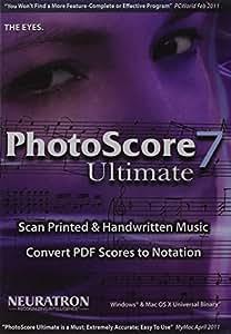Photoscore Ultimate 7 english