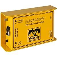 Palmer DACCAPO Reamp Box für Gitarren