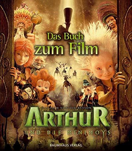 Arthur und die Minimoys - Der Film (inclusive DVD mit Bonus-Material) (Arthur Kinder Dvd)