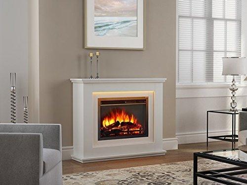 richen elektrokamin ef119b mt119a elektrischer kamin 2000w led beleuchtung 3 d flammeneffekt. Black Bedroom Furniture Sets. Home Design Ideas