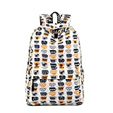 Best Backacks - Adanina College Small Floral Printed Fresh Wind Backack Review