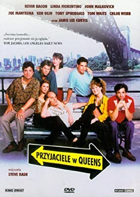 Queens Logic - (Kevin Bacon, Jamie Lee Curtis) DVD Region 2 by Kevin Bacon