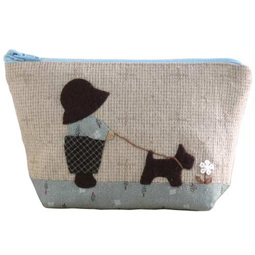 Make-up pouch made of Orimupasu Billy (japan import)