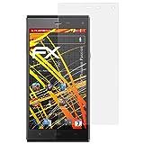 atFolix Schutzfolie kompatibel mit Phicomm Passion Bildschirmschutzfolie, HD-Entspiegelung FX Folie (3X)