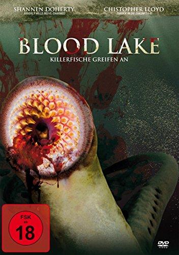 Blood Lake-Killerfische Greifen An