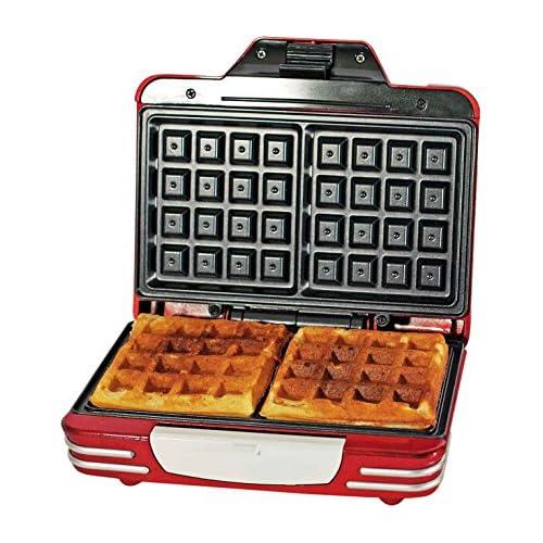 51fVg3EKEPL. SS500  - Ariete Party Time 187 Waffle Maker