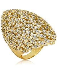 Shaze Jazzy Floweret Stylish Party Fashion Ring for Women/Girls Rings for Women Stylish | Ring for Girlfriend