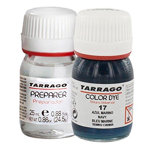 Tarrago Color Dye Tintura Color Autobrillante + Preparador