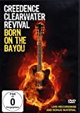 Songtexte von Creedence Clearwater Revival - Born on the Bayou