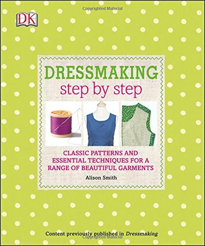 Portada del libro Dressmaking Step by Step by Alison Smith (2015-01-26)