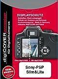 DigiCover Protection d'écran Premium pour Sony-PSP Slim&Lite