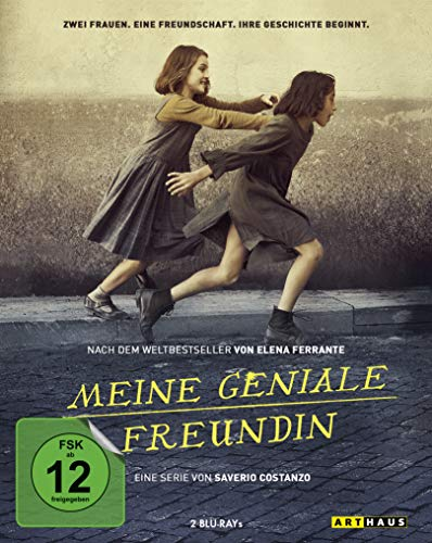 Meine geniale Freundin / 1. Staffel [Blu-ray]