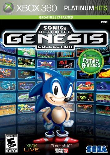 Sonic Ultimate Genesis Collection (Sega Genesis Spiel Xbox)