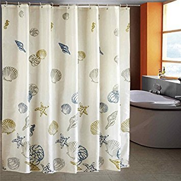 Arredare con le tende, idee per il bagno - Donnaclick