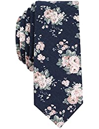 Original Penguin Men's DOGWOOD FLORAL Accessory, -navy, One Size