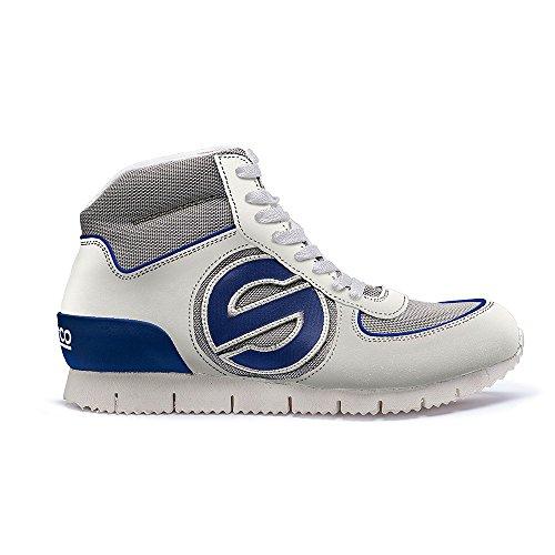 Chaussures Sparco Genesis H Blanc/Bleu