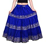Decot Paradise Women's Cotton Skirt (DL3...