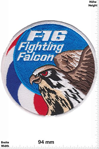 g Falcon - USA Army HQ - Military - U.S. Army - Air Force -Tactical - Arme - Bundeswehr - Militär - Patches - Aufnäher Embleme Bügelbild Aufbügler ()