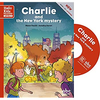 Charlie and the New York mystery (1CD audio)